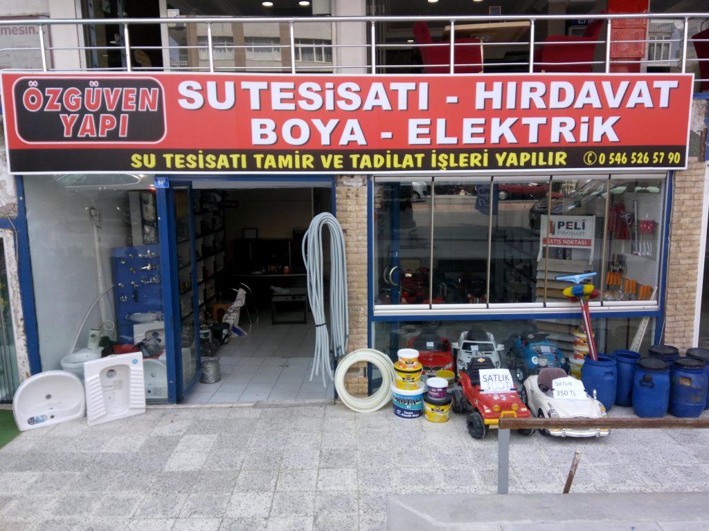 TALAS TESİSATÇI